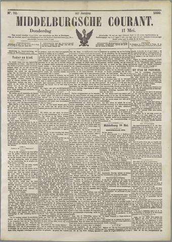 Middelburgsche Courant 1899-05-11