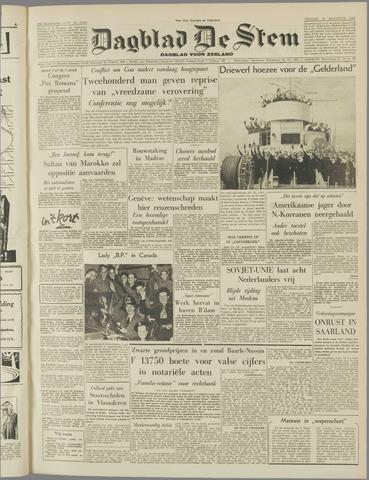 de Stem 1955-08-19