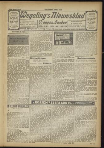 Zeeuwsch Nieuwsblad/Wegeling's Nieuwsblad 1929-04-12