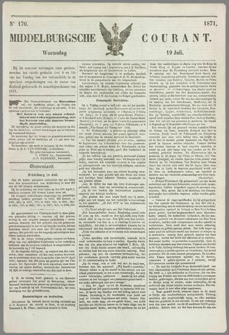 Middelburgsche Courant 1871-07-19