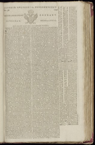 Middelburgsche Courant 1795-04-14