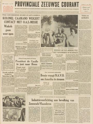 Provinciale Zeeuwse Courant 1965-05-11