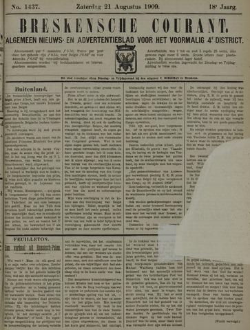 Breskensche Courant 1909-08-21