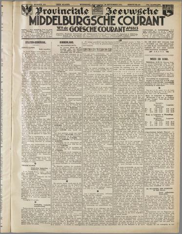 Middelburgsche Courant 1933-09-20
