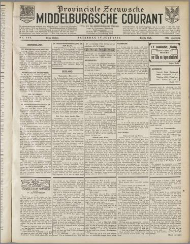Middelburgsche Courant 1930-07-19