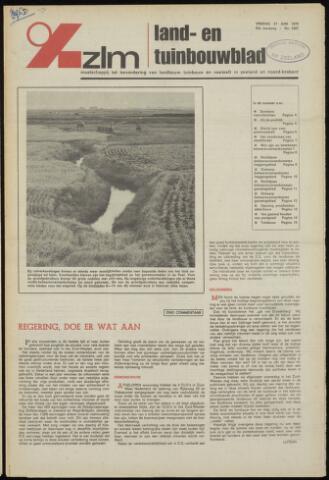 Zeeuwsch landbouwblad ... ZLM land- en tuinbouwblad 1975-06-27