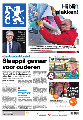 Provinciale Zeeuwse Courant 2017-02-17