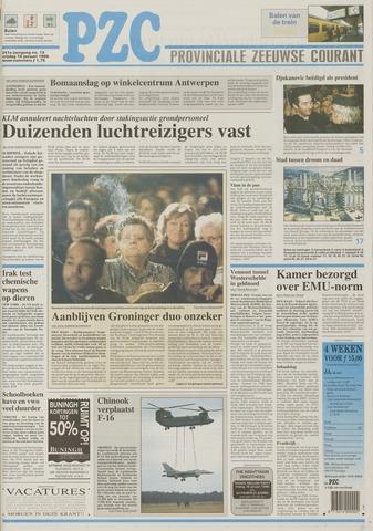 Provinciale Zeeuwse Courant 1998-01-16