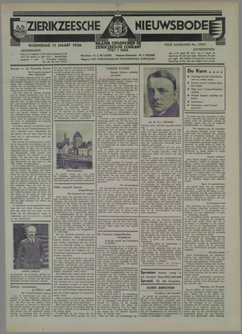 Zierikzeesche Nieuwsbode 1936-03-11