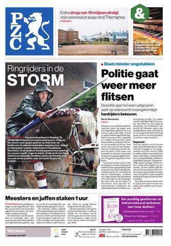 Provinciale Zeeuwse Courant 2017-06-07