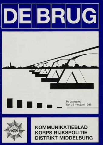 Watersnood documentatie 1953 - tijdschriften 1986-05-01