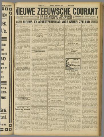 Nieuwe Zeeuwsche Courant 1927-10-18