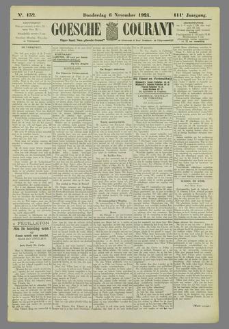 Goessche Courant 1924-11-06