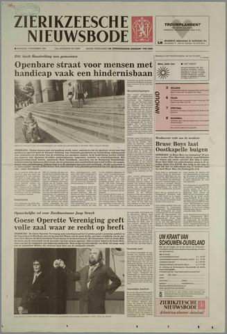 Zierikzeesche Nieuwsbode 1994-11-07