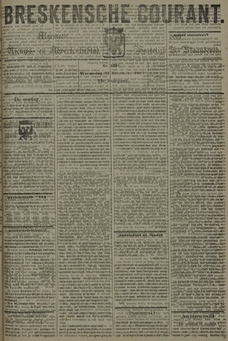 Breskensche Courant 1912-11-27