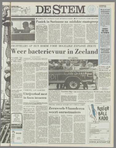 de Stem 1986-07-30