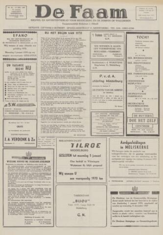 de Faam en de Faam/de Vlissinger 1969-12-30