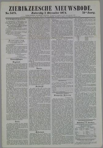 Zierikzeesche Nieuwsbode 1874-12-05