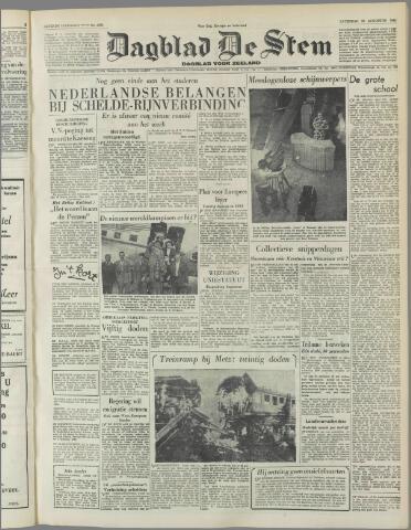de Stem 1951-08-25