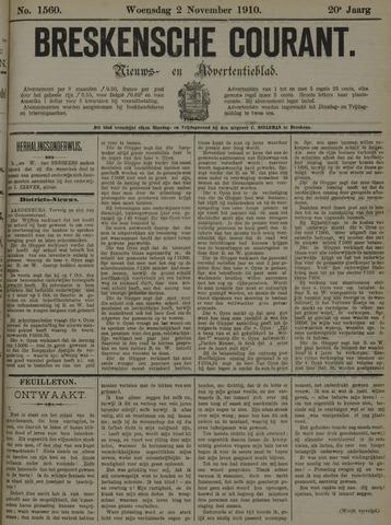 Breskensche Courant 1910-11-02