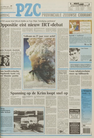 Provinciale Zeeuwse Courant 1994-05-20