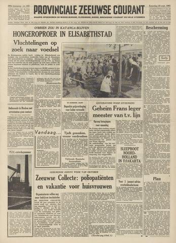 Provinciale Zeeuwse Courant 1961-09-23