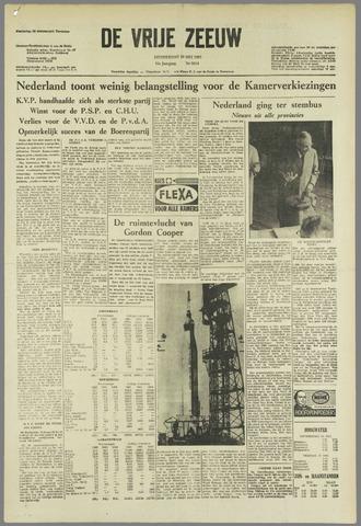 de Vrije Zeeuw 1963-05-16