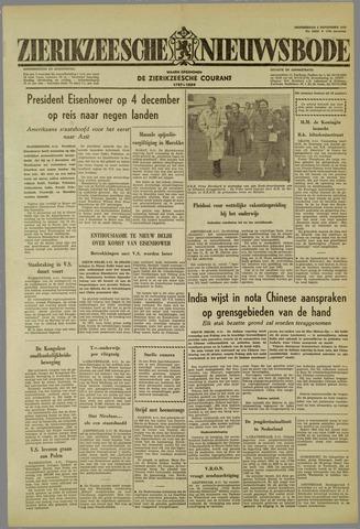 Zierikzeesche Nieuwsbode 1959-11-05