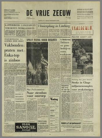 de Vrije Zeeuw 1972-09-12