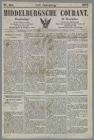 Middelburgsche Courant 1877-12-13