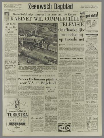 Zeeuwsch Dagblad 1961-02-23