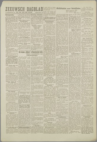 Zeeuwsch Dagblad 1945-11-16