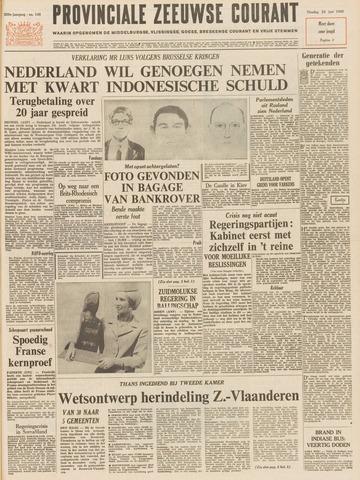 Provinciale Zeeuwse Courant 1966-06-28