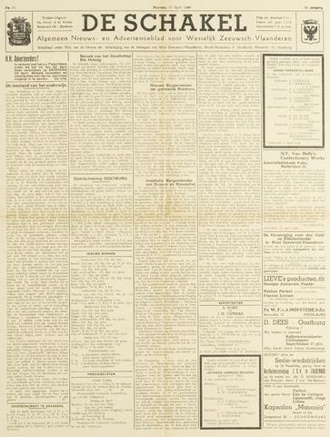 De Schakel 1946-04-15