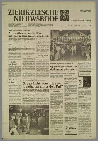 Zierikzeesche Nieuwsbode 1981-02-03