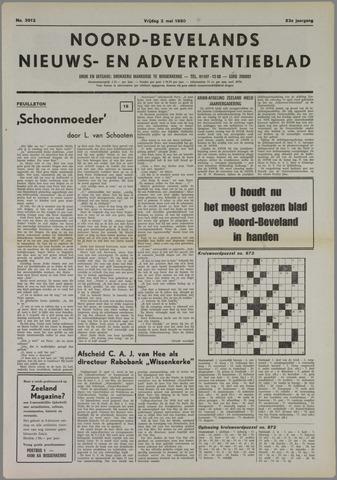 Noord-Bevelands Nieuws- en advertentieblad 1980-05-02