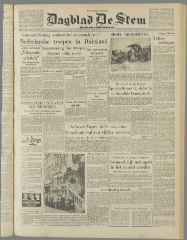 de Stem 1952-08-07
