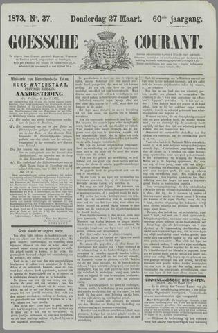 Goessche Courant 1873-03-27