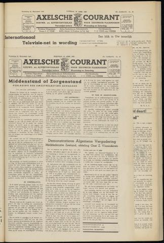 Axelsche Courant 1953-04-15