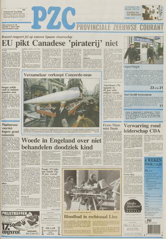 Provinciale Zeeuwse Courant 1995-03-11