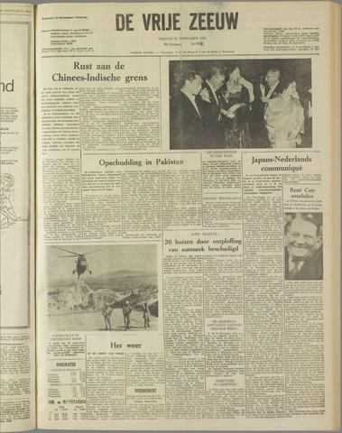 de Vrije Zeeuw 1962-11-23