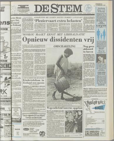 de Stem 1987-02-11