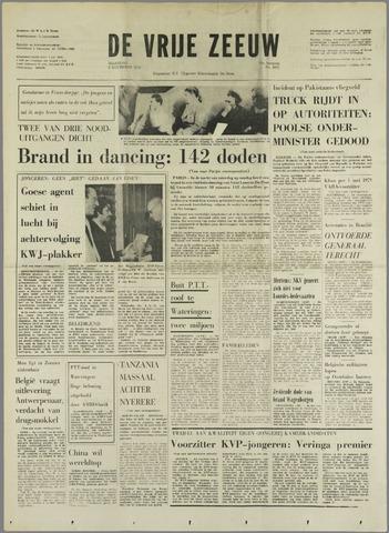 de Vrije Zeeuw 1970-11-02
