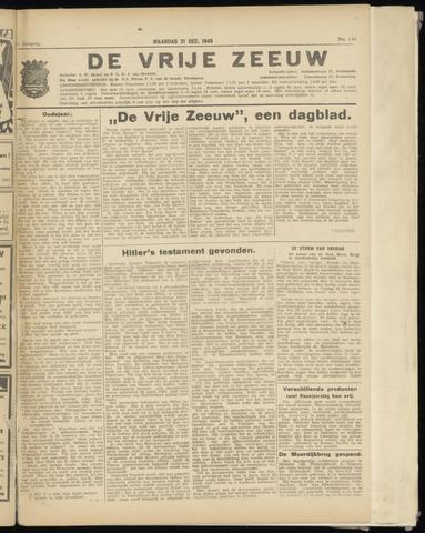 de Vrije Zeeuw 1945-12-31
