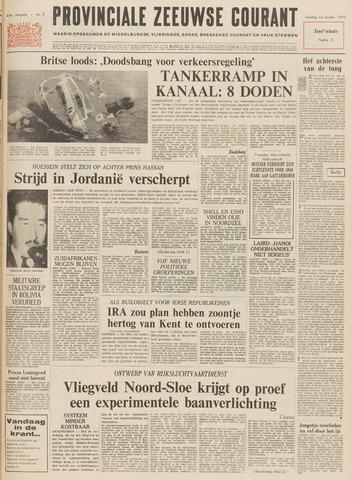 Provinciale Zeeuwse Courant 1971-01-12