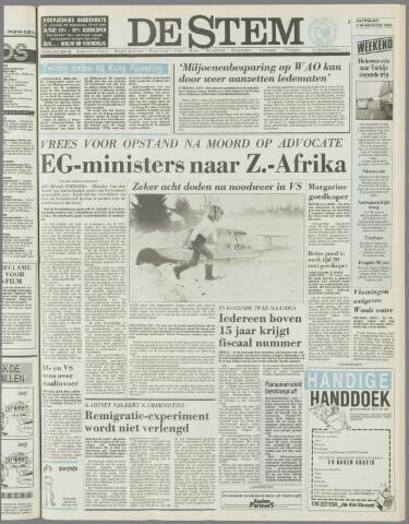 de Stem 1985-08-03