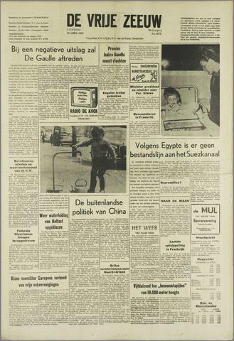 de Vrije Zeeuw 1969-04-26