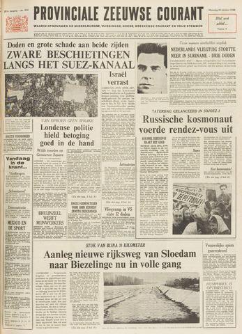 Provinciale Zeeuwse Courant 1968-10-28