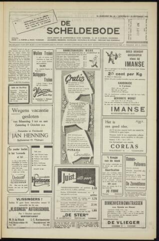 Scheldebode 1955-09-29