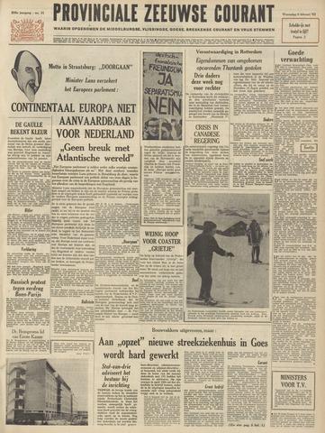 Provinciale Zeeuwse Courant 1963-02-06